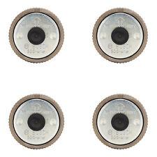BOSCH SDS-clic-Schnellspannmutter (4 Stück) für Winkelschleifer mit M14 Gewinde