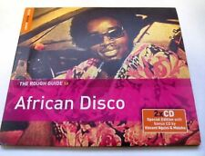 THE ROUGH GUIDE TO AFRICAN DISCO various (double CD album) afrobeat 2013 world