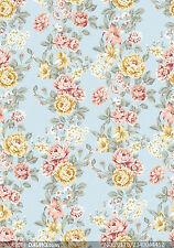 Floral FLOWER Photography vinyl Backdrop Prop Photo Studio Background 5X7FT YL03