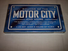 Sounds of the Motor City and More [2010, live performance recordings)4 CD Set