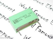 4pcs-Roederstein(ERO) MKT1822 2.2uF (2.2µF 2,2uF) 100V 10% p:22.5mm Capacitor