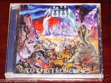 Zuul: To The Frontlines CD 2012 Planet Metal Records USA PM008 NEW