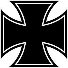 Eisernes Kreuz Karosserie Aufkleber Embleme Zum Auto