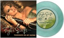 """Taylor Swift – Teardrops On My Guitar Limited Edition Hand Numbered Mint 7"""" LP"""