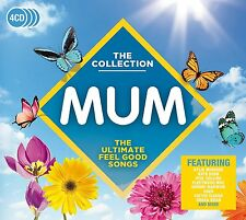 MUM THE COLLECTION 4 CD SET VARIOUS ARTISTS (March 3rd 2017)