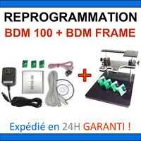 ★ EXCLUSIVITE ★ PACK BDM 100 + FRAME REPROGRAMMATION ET DIAGNOSTIC MULTIMARQUES