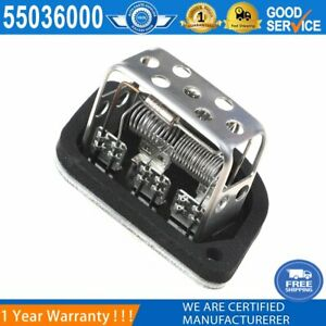 55036000 Fits for Chrysler Jeep CHEROKEE Blower Motor Resistor New High Quality