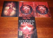 DVD ROSE RED DI STEPHEN KING EDIZIONE DOPPIO DISCO DIGIPACK FUORI CATALOGO