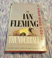 1963 THUNDERBALL Ian Fleming JAMES BOND 007 #9 K. MCCLARY J. WHITTINGHAM