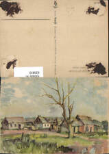 635810,WK 2 Kriegsberichter Hensel Sowjetdorf Russland Russia