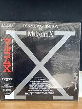Malcolm X Japanese Import With OBI