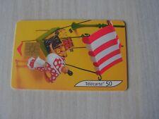 télécarte  invitation cinema     50 u     (14)