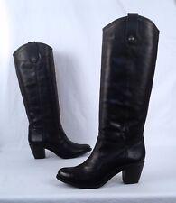 NEW!! Frye 'Jackie' Button Boot- Black- Size 6 B $368 (B28)