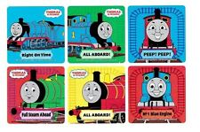 12 Thomas The Tank Engine Train Stickers Kid Party Goody Bag Filler Favor Supply