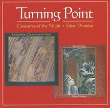 Turning Point - Creatures Of The Night + Silent Promise (NEW 2CD)