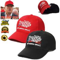 Donald Trump 2020 Keep Make America Great Cap President Election Hat Black USA