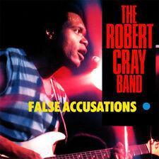 The Robert Cray Band - False Accusations CD 1985 Hightone Records [HCD 8005]