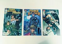 Top Cow/Image Comics Tomb Raider #1Dec #13 May #36 Jan Excellent Condition