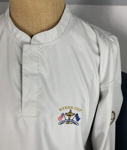 "Zero Restriction PGA Ryder Cup ""Committee"" Issued Long Sleeve Windbreaker Jacket"