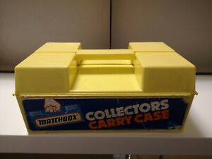 Matchbox Lesney Superfast - 24 Car Collectors Carry Case