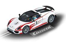 """Carrera 30711 Digital 132 Porsche 918 Spyder, N°""""3"""" - Neuf / Emballage D'origine"""