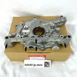 Honda ACURA Genuine 15100-P72-A01 Oil Pump Assy Civic Si Del-Sol Integra OEM New