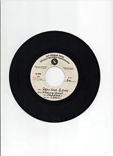 """VIRGINIA WOLF 1987 TEST PRESSING REC #7-89201 7"""" NM 45rpm OPEN DOOR JASON BONHAM"""