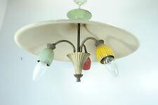 saliscendi anni 50' Lampada Pulley lamp Pendant mid century Stilnovo Italy E