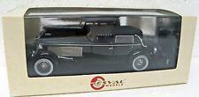 1937 Duesenberg  SJ Town car 2405 by Rollson for Mr Rudolf Bauer 1/43 Esval MB