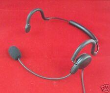 Lightweight Headset for Motorola CP200, SP50, CLS, XTN, XU, PRO Series