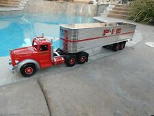 Smith Miller ,L Mack P I E Tractor Trailer w/Long Trailer - Brand New Mint Cond.