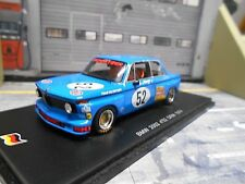 BMW 2002 Gr.5 DRM 1974 Schnitzer #52 May STP Atomic Mahle limited Spark 1:43