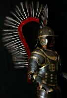 WINGED HUSSAR ARMOR WITH WINGS REPLICA 1: 1 POLAND XVII W. HUSSAR ARMOUR