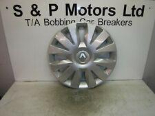 "Renault Modus 04-12 15"" Far-Away Steel Wheel Hub Centre Cap Trim 8200833418 #1"