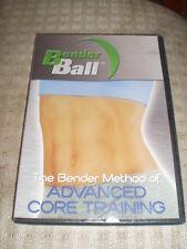 Lot of 2 Bender Ball dvd's Method of Pilates Advanced Core Training NEW