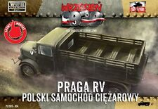First to Fight 1/72 FTF-034 WWII Polish Praga RV Military Truck