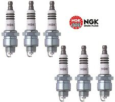 For Buick Century Chevy Bel Air Dodge Polara Set of 6 Spark Plugs NGK 7189