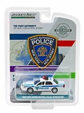 2003 FORD CROWN VICTORIA POLICE PORT AUTHORITY OF NYC & NJ 1/64 GREENLIGHT 30010