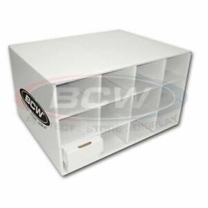 BCW Card House Storage Box For Sport & Gaming Cards