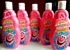 Mr. Bubble Liquid Bubble Bath, Original 16 oz Each (Lot of 5)