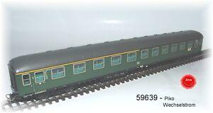 Piko 59639   Schnellzugwagen 1. /2. Klasse AB4üm  - Ep.: III , Gleichstrom,  NOV