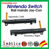 SOPORTE MANDO PARA CONSOLA NINTENDO SWITCH SLIDER FLEX RANURA GUIA RAIL JOY-CON