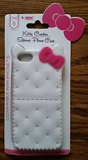 Hello Kitty Style Cracker Silicone Phone Case for IPhone 5 Unique by Vibe. NEW!