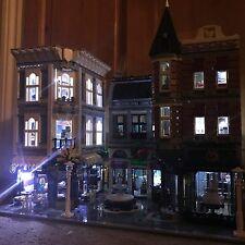 LED lighting kit for LEGO Assembly Square 10225 Creator Expert Modular Building