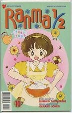 Ranma 1/2 1995 series # 10 very fine comic book