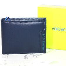 Portafoglio uomo Versace Jeans E3YLBPF2 blu porta moneta