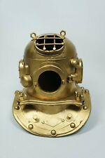 Divers Helmet Nautical Decor Diving Metal Vintage Style Office Decorative