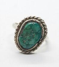American Ladies Ring Size 6 Vintage Ladies Sterling Silver 925 Native