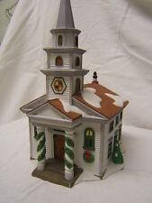 "Dept 56 New England Village Series 1994 ""Arlington Falls Church"" #5651-0 Mib"