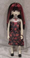 Made to fit PETEENA POODLE  #10, Dress, Purse & Necklace set,  Handmade clothes
